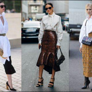 Fehér ing az oversize chokerestől a formális-minimalistáig