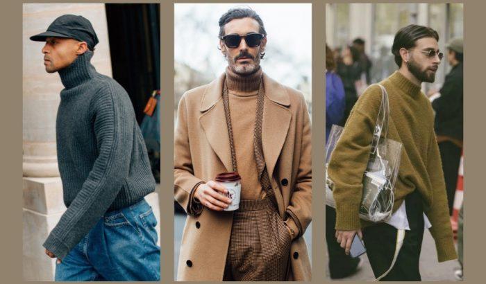 Egy izgalmas kötött pulcsi mindig jó választás – a férfi ruhatárban is