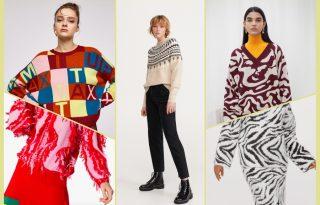 Ne féljünk a mintás pulóvertől!