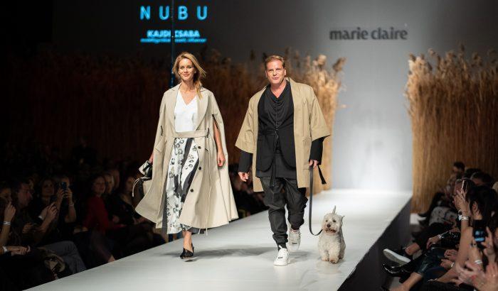 MCFD2019: Nádas és kutya a 11. Marie Claire Fashion Days kifutóján