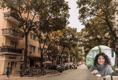 Az én utcám: Mautner Zsófi