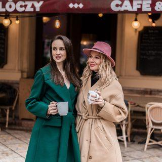 """""""Mindketten szociálisan érzékeny emberek vagyunk"""" – interjú Mádai Viviennel és Törőcsik Franciskával"""