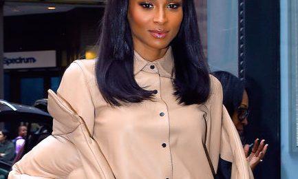 Ciara monokróm, karamellszínű szettjéből csak tanulni lehet