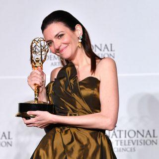 Gera Marina megnyerte az első magyar Emmy-díjat