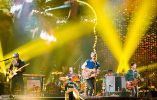 A Coldplay példát mutat környezetvédelemből
