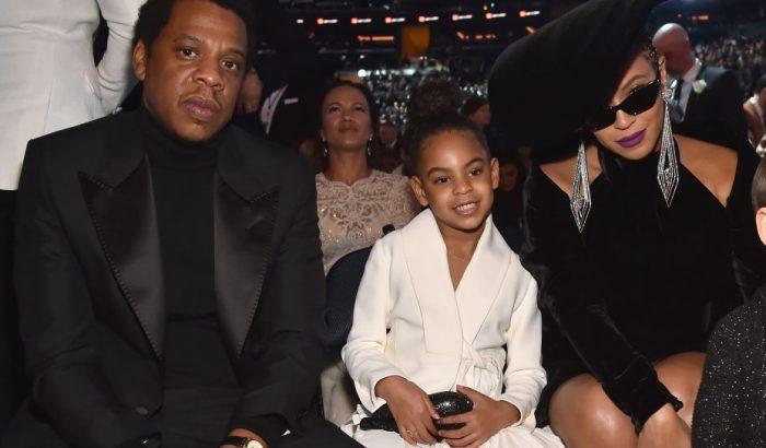 A 7 éves Blue Ivy máris díjnyertes dalszövegíró