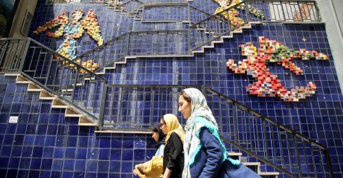 Irán igazi arca