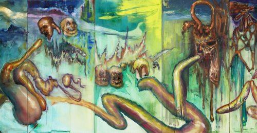 Kis Róka Csaba legbátrabb és legkíméletlenebb kiállítása