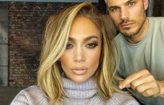 Jennifer Lopez aszimmetrikus bobja a legszexibb őszi frizura