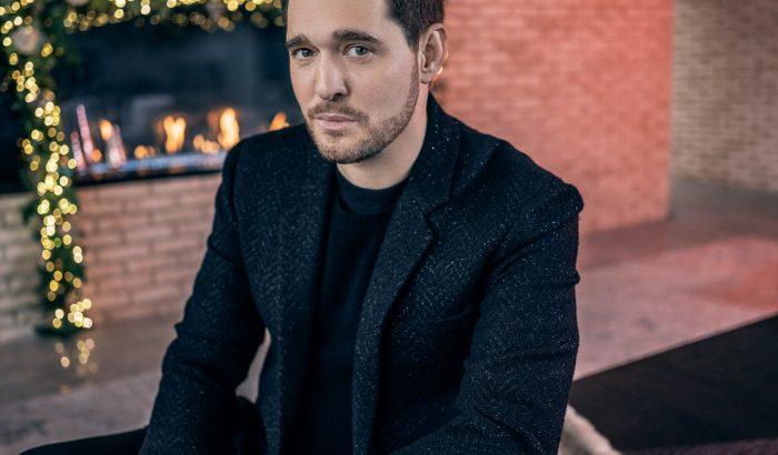 "Michael Bublé újragondolta a ""White Christmas""-t"