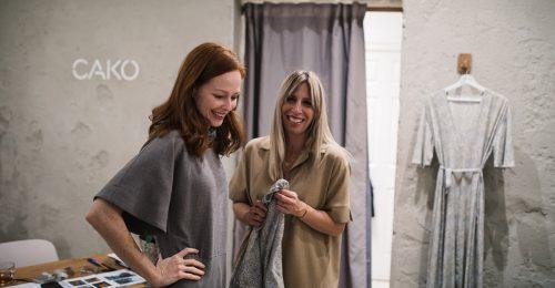 Vámosi Viktória Londonból érkezik a Marie Claire Fashion Days kifutójára