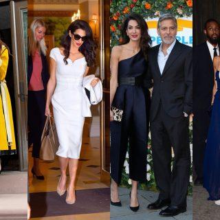 Irodai sikk Amal Clooney-tól