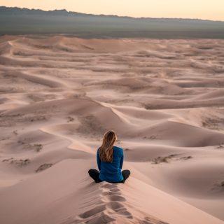 A meditáció segít elkerülni a hibákat