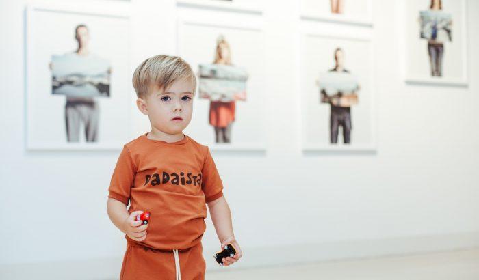 A pici and the city ebben a szezonban a legkisebb művészeknek címezte kollekcióját