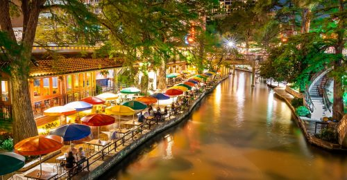 Így utazunk mi: a négy legizgalmasabb város Texasban