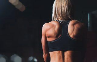 Akné a háton? Az edzés is okozhatja!