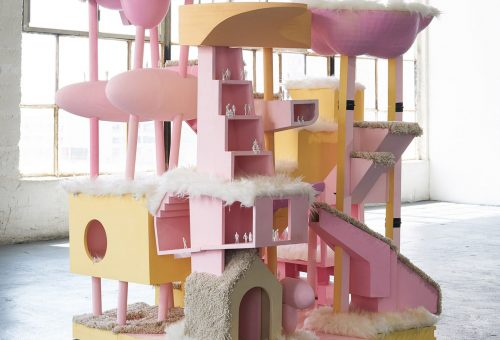 Pazar macskapalota lehet a lakás éke