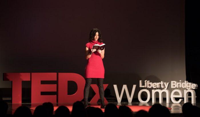 Bátor tettek és briliáns történetek – TEDxLibertyBridgeWomen