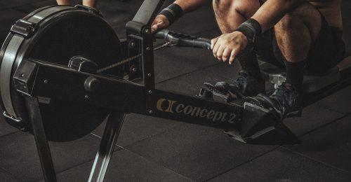 Az evezés a leghatékonyabb mozgásforma a kockás has eléréséhez