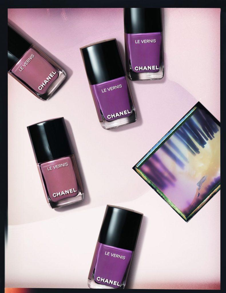 a Chanel tavaszi-nyári sminkkollekciója