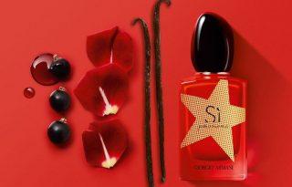 Giorgio Armani nagyot duplázott karácsonyi parfüm téren