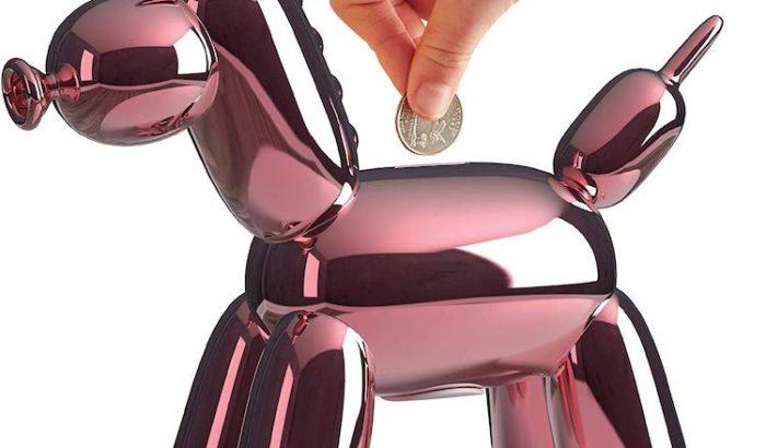 Takarítsd meg a pénzed művészi malacpersellyel