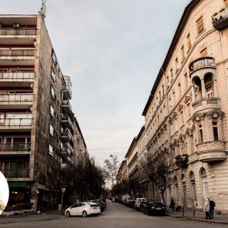 Az én utcám: Péterfy Bori