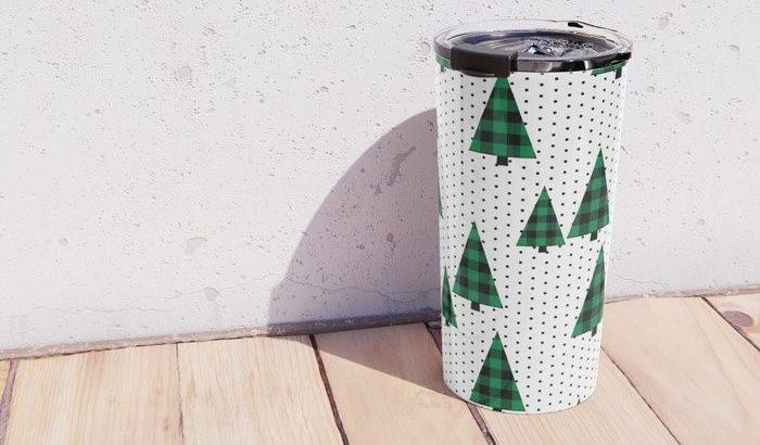 Ünnepeld a karácsonyt minimalista termosszal!
