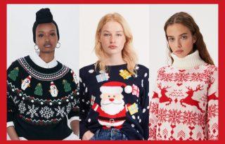 Még mindig imádjuk a karácsonyi mintás pulcsikat
