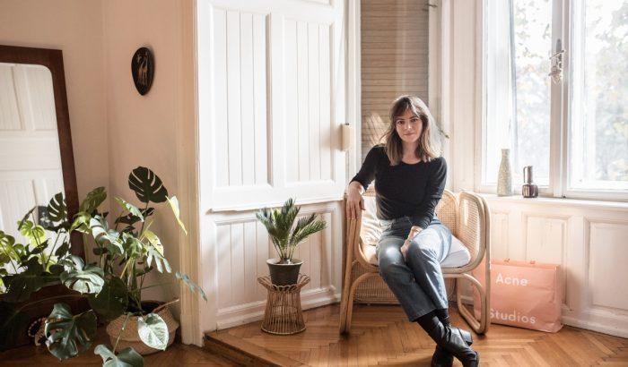 Vendégségben… Kászonyi Dorka ékszertervezőnél és brand consultantnél