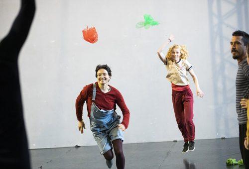 A világhírű Cirquel du Soleil-jel szervez képzési programot a Recirquel