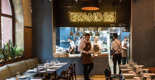 Kedvenc helyünk a héten: Stand25