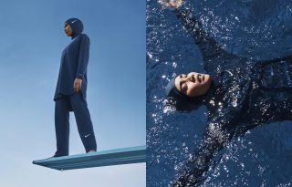 A Nike kifejezetten muszlim nőknek tervezett úszókollekcióval rukkolt elő