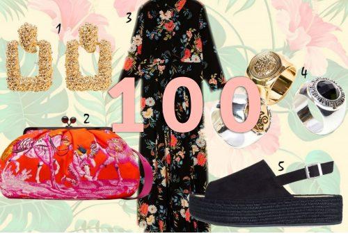 100 hetes lett stylist rovatunk: mutatjuk a kedvenc összeállításainkat