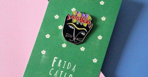Frida Kahlo macska képében éled újjá
