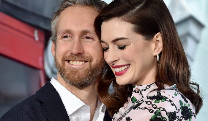 Megszületett Anne Hathaway második gyermeke