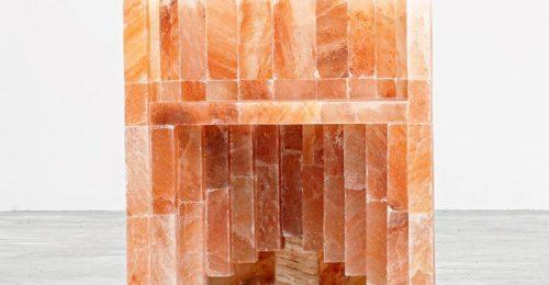 Sóból készült fotel árulkodik az emberi természetről