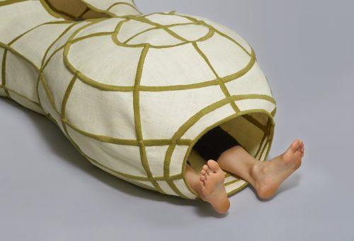 A szöuli dizájner alkotásával újra az anyaméhben érezhetjük magunkat