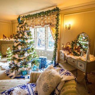 Inspirálódjunk karácsonyfadíszítéshez a hírességektől