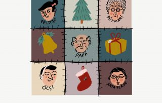 Ilyen a karácsony egy mozaikcsaládban