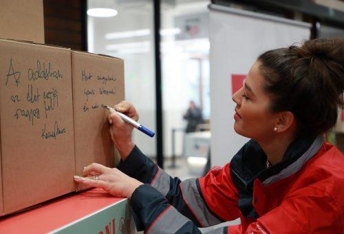 Idén is elindult az Adni Öröm! – a Magyar Máltai Szeretetszolgálat és a SPAR élelmiszeradomány-gyűjtő akciója