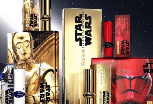 Itt a galaxis leglátványosabb Star Wars sminkkollekciója