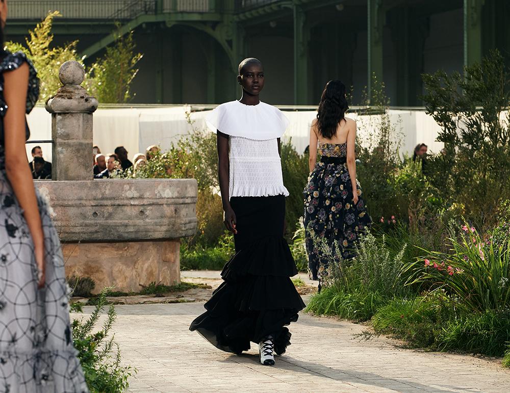 Chanel divatbemutató 2020 tavasz-nyár