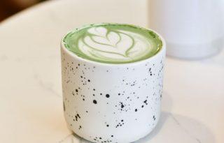 Matcha latte – ezért idd a makulátlan bőrért!