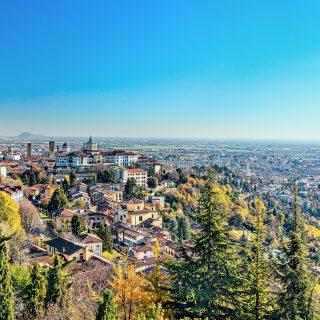 Bergamo, Olaszország északi gyöngyszeme