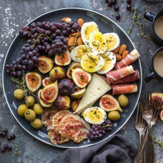 A 6 legjobb reggeli a mediterrán diétához