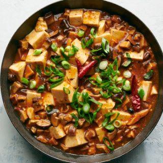 Mapo tofu, a tökéletes vegán vacsora