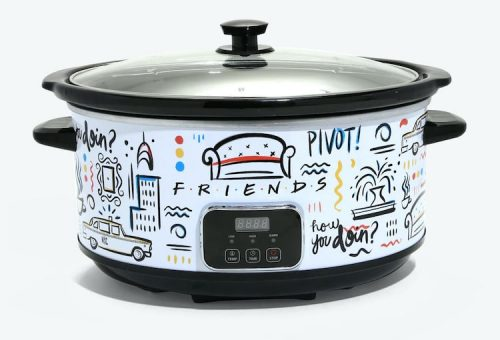 Megérkezett a Jóbarátok-rajongók kedvenc konyhai eszköze