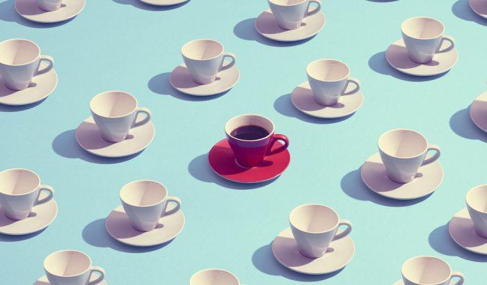 Miért kell melegen inni a kávét?