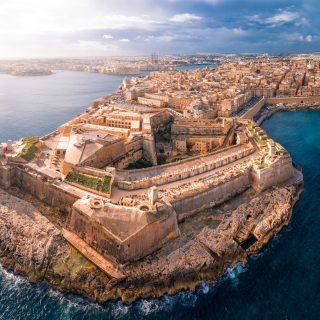 Málta – nyelvtanulás a mediterrán naplementében